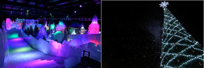 ICE TOWN冰雪梦幻乐园现身上海意大利中心